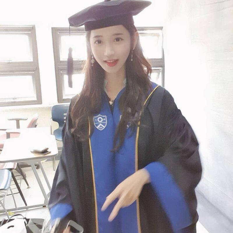 Jinnytty graduated