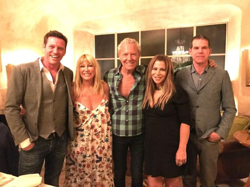 Suzanne Somers family