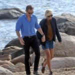 Tom Hiddleston and Taylor